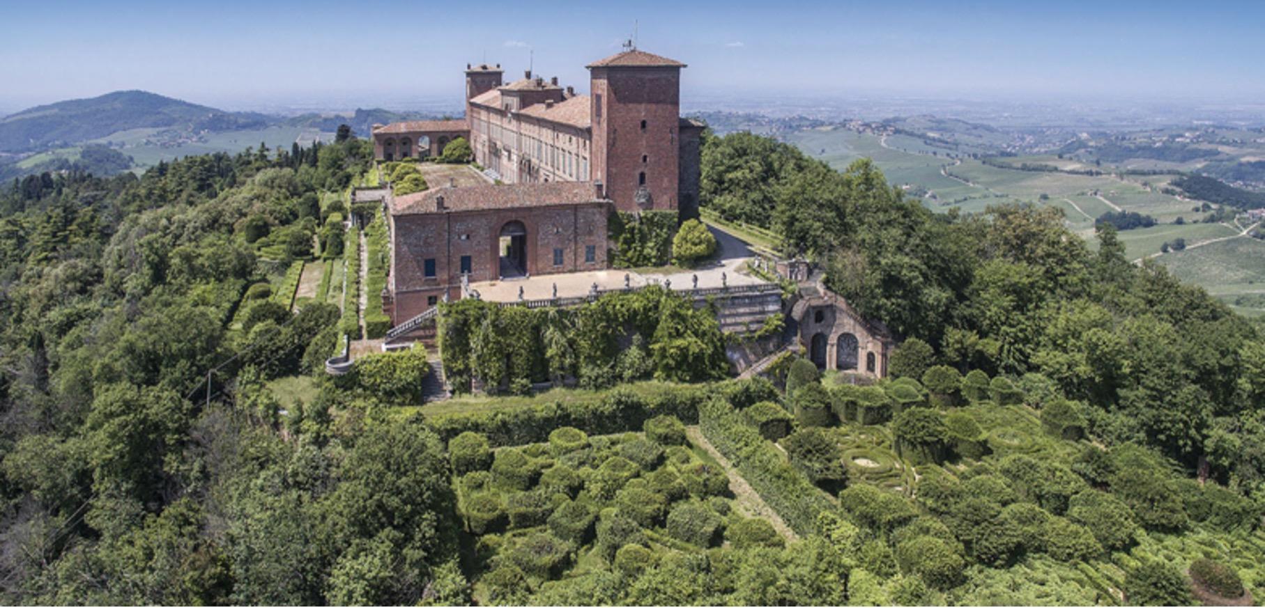 Castello Becredi. Photo by Francis York Properties