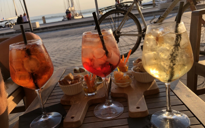 Lo Spritz – the National Drink of the Italian Summer